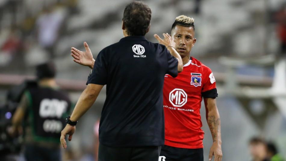 La posible formación de Colo Colo para enfrentar a la UC en Copa Chile