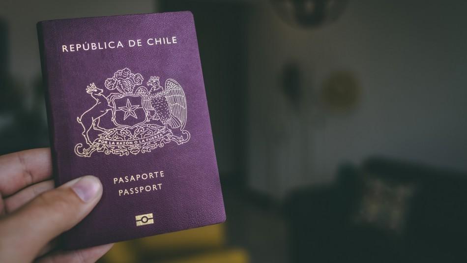 Pasaporte de 10 años