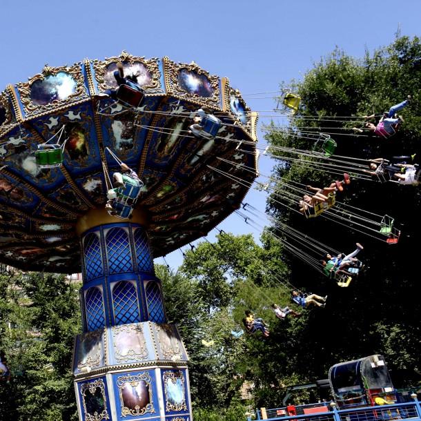 Fantasilandia y Mampato: Revisa los precios y horarios de los parques de diversiones