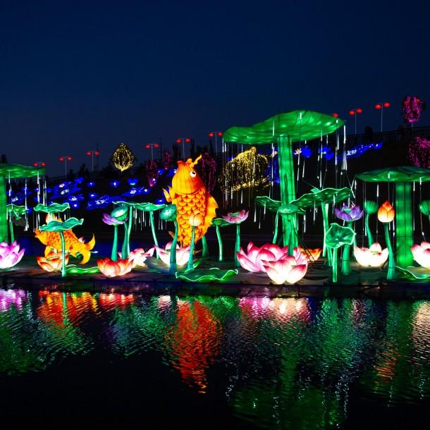 Fesiluz: Los precios y horarios del festival de luces que puedes visitar este fin de semana