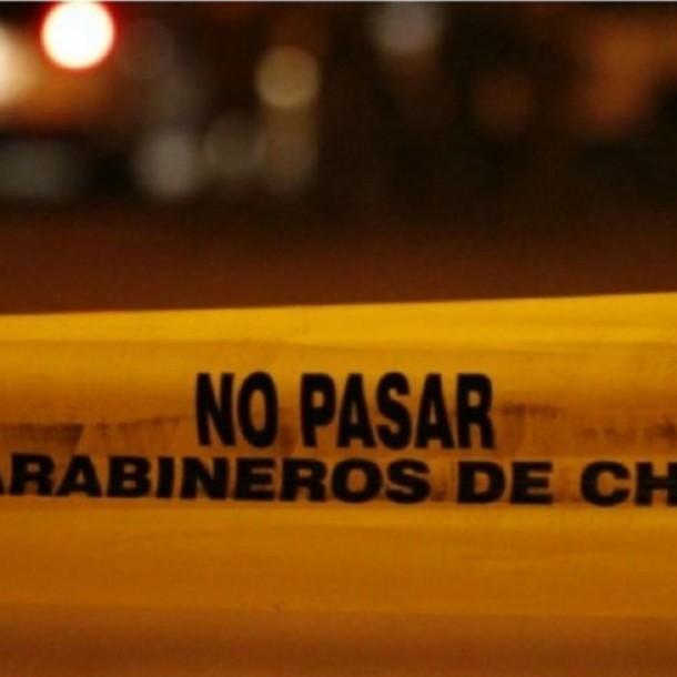 Dos fallecidos tras ser atropellados en la Ruta 5 Norte en La Ligua