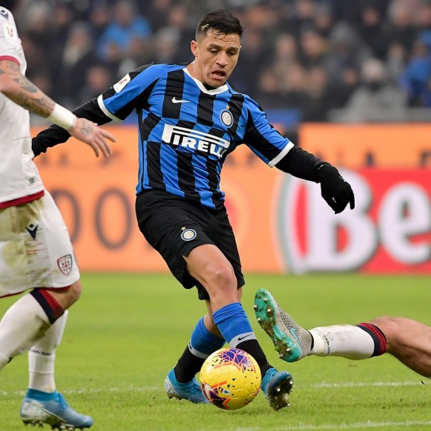 Sigue el partido Lecce vs. Inter de Milán de Alexis Sánchez en la Liga Italiana