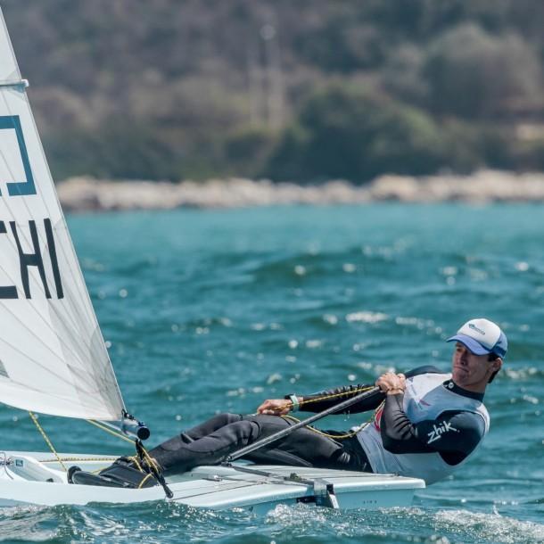 ¡Ya son 13! Velerista Clemente Seguel clasificó a los Juegos Olímpicos de Tokio 2020