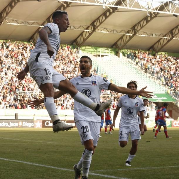 Colo Colo es finalista de Copa Chile: Vence a la UC en penales y con el VAR como protagonista