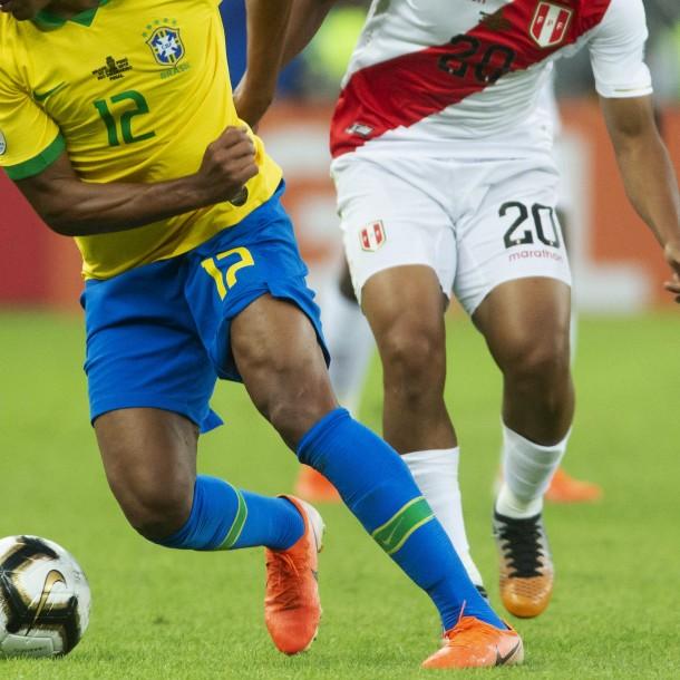 Sigue el partido de Brasil vs. Perú en el Preolímpico Sub 23