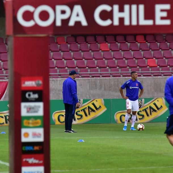Colo Colo y la U. de Chile se enfrentarán en la final de la Copa Chile