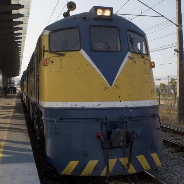 Luego de 13 años sin servicio el tren Santiago-Concepción volvió a ser una realidad