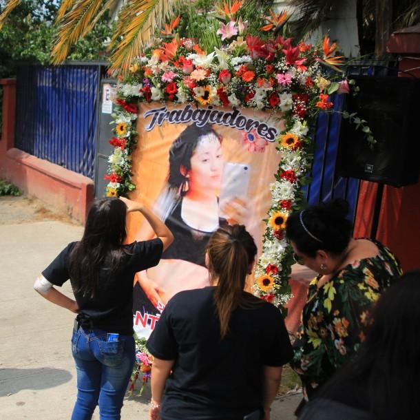 Caso Fernanda Maciel: Hoy domingo se realizará su funeral