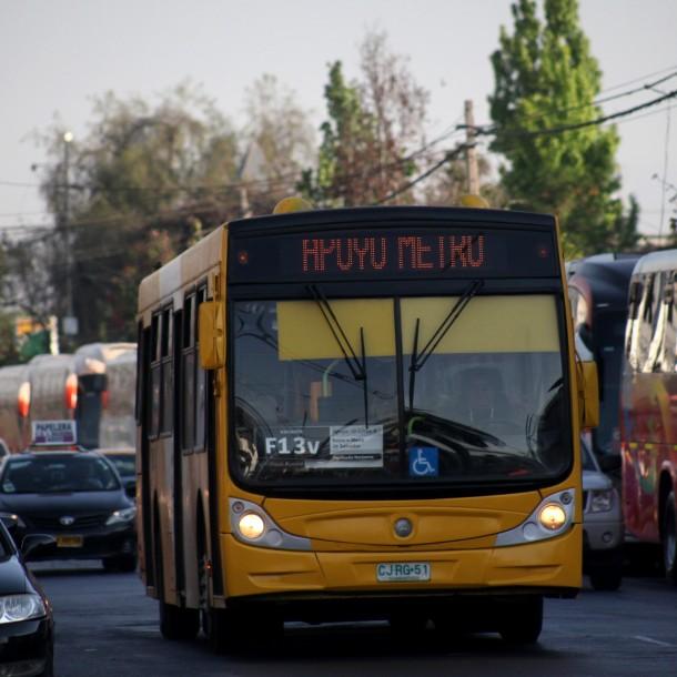 Transporte en Santiago: Revisa los horarios de funcionamiento para este lunes 20 de enero