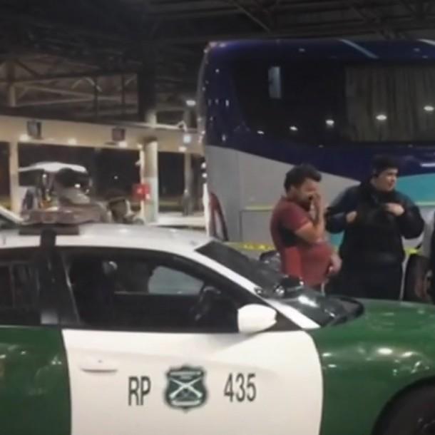 En libertad quedó conductor de bus que atropelló y provocó muerte de mujer en terminal San Borja