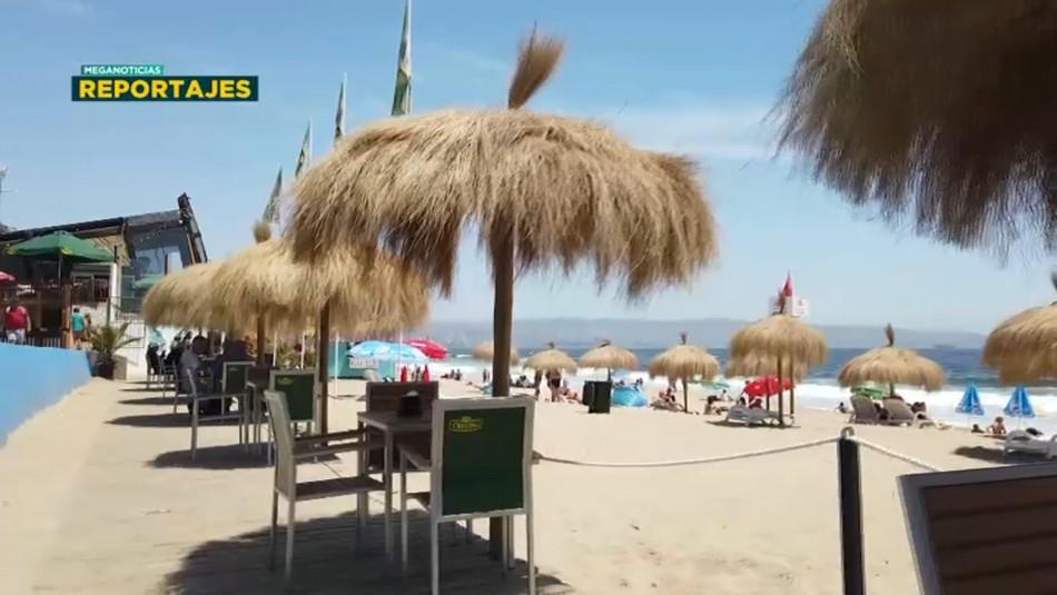 Reñaca desolado: Comerciantes hablan del peor verano de la década