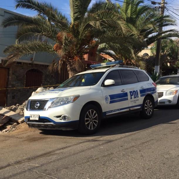 Madre e hijo son encontrados muertos al interior de una vivienda en Tocopilla