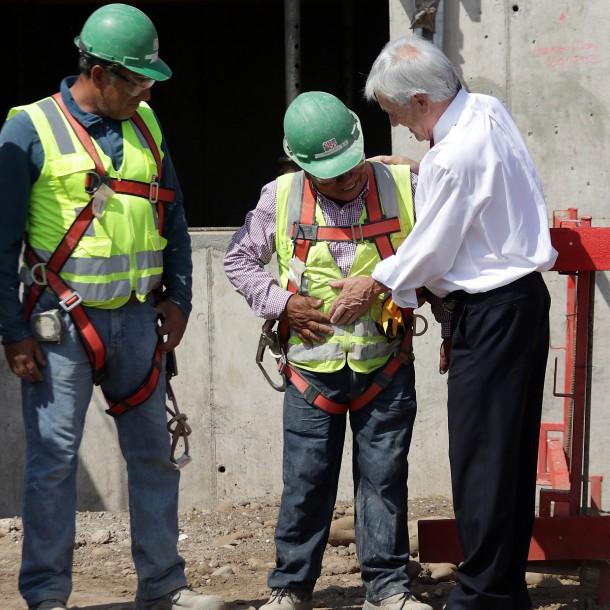 Gobierno anuncia inyección de US$475 millones al Minvu para la construcción de viviendas