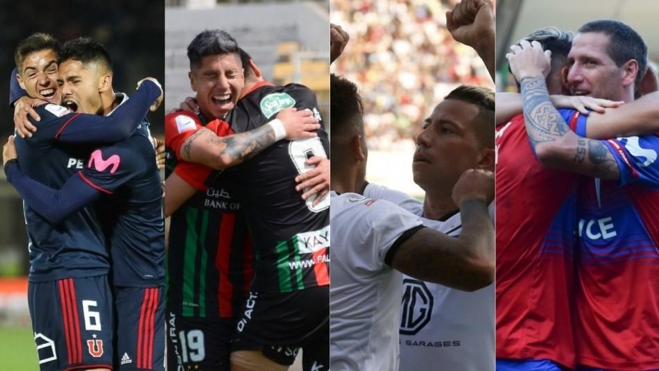 Cuánto ganan los equipos chilenos que van a la Copa Libertadores