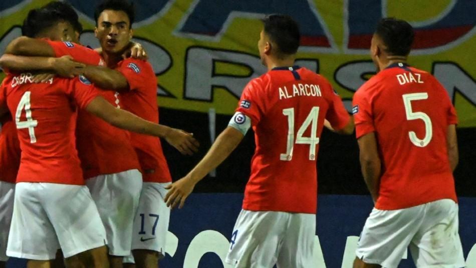 La Roja busca nuevo triunfo en el Preolímpico.