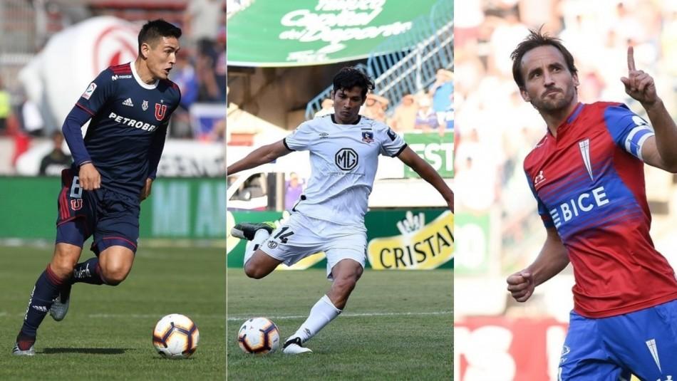Este viernes comienza el Torneo Nacional 2020: ¿Cuándo juega la U, Colo Colo y Universidad Católica?