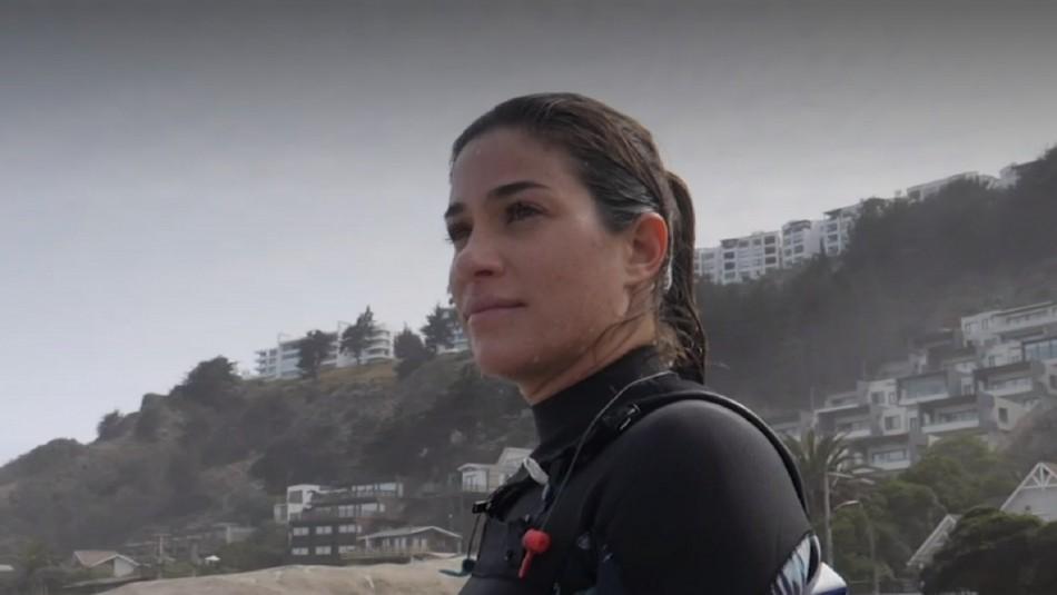 Valentina Díaz: La reina del bodyboard chileno y campeona panamericana