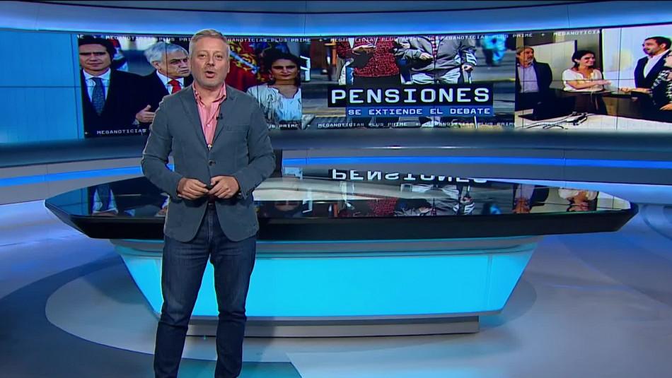 Meganoticias Plus Prime - Lunes 20 de enero 2020