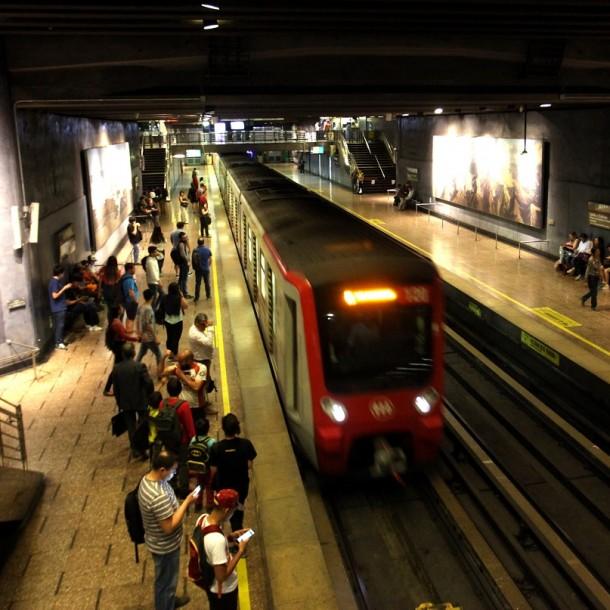 Metro de Santiago: Revisa los horarios de apertura y cierre este miércoles 22 de enero