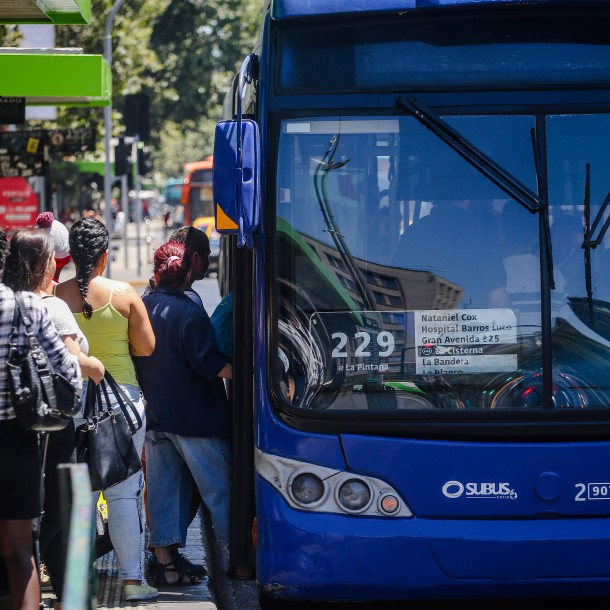 Transporte en Santiago: Revisa los horarios para este miércoles 22 de enero