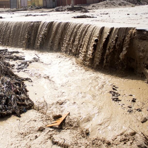 Alerta Amarilla en provincia del Tamarugal y en región de Arica y Parinacota por evento meteorológico