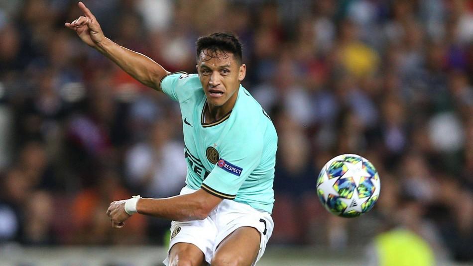 Sigue el partido Inter de Milán de Alexis Sánchez vs. Cagliari en la Liga Italiana