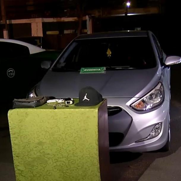 Adolescentes protagonizan violento asalto a conductor de aplicación en Renca