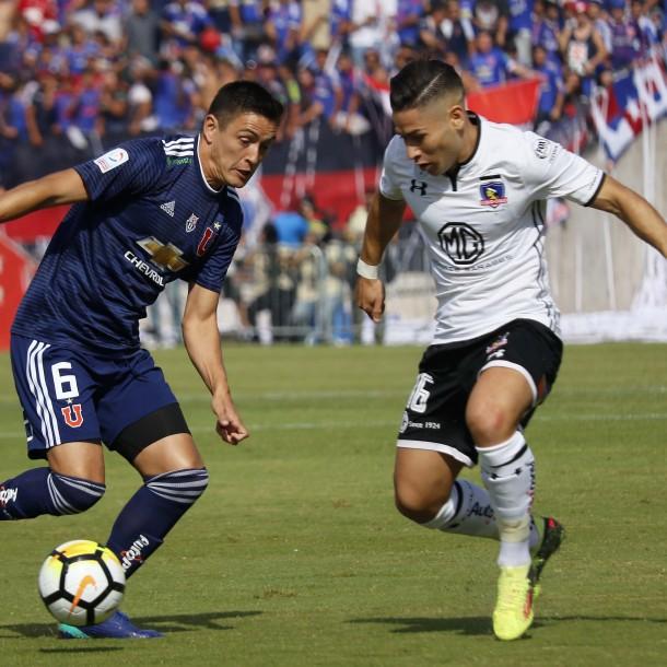 Colo Colo y la U animan final de Copa Chile: Hora, Paredes va por récord, formaciones y paternidad azul