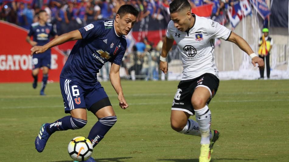 Colo Colo y la U animan final de Copa Chile: Hora, Paredes va por récord, historia y formaciones