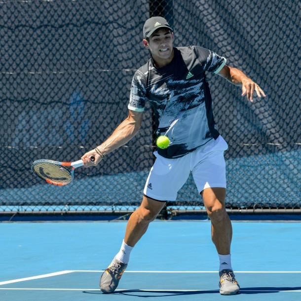 Christian Garín avanza a la segunda ronda del Abierto de Australia 2020