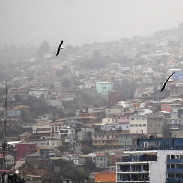 Valparaíso intervalos de sol y nubes: Revisa el pronóstico del tiempo