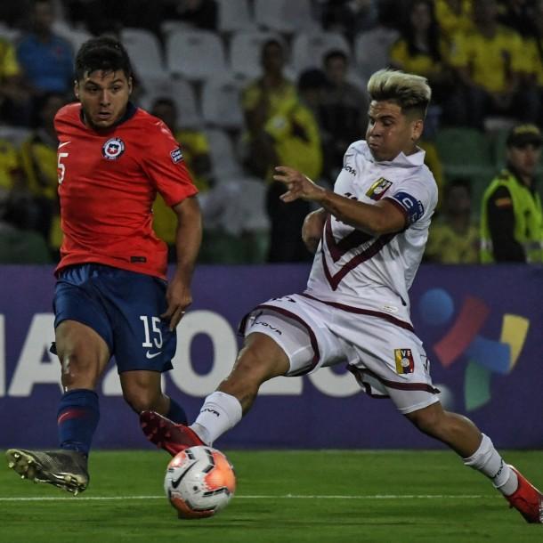 Sigue el partido de la Selección Chilena vs. Venezuela en el Preolímpico ¡HAY GOL DE LA ROJA!