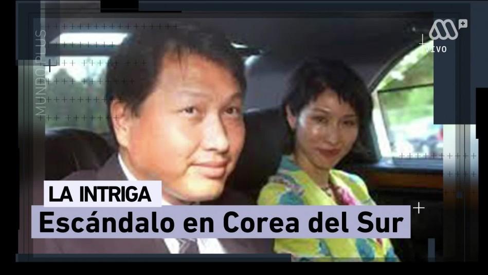Divorcio de poderoso empresario conmociona a Corea del Sur