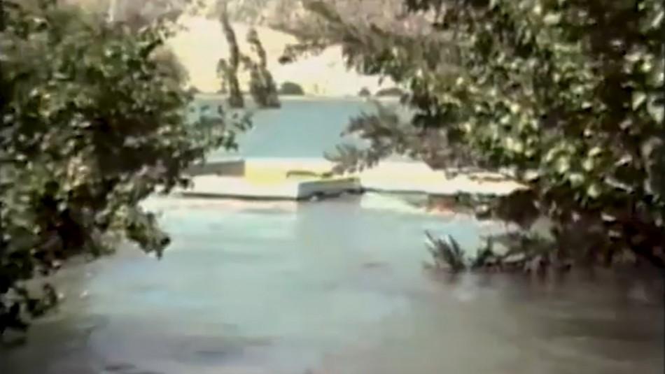 Pueblo sumergido: 20 años de Gualliguaica bajo el agua