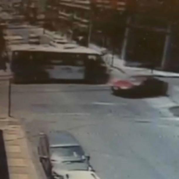Conductor choca en estado de ebriedad y luego atropella a una mujer en Antofagasta