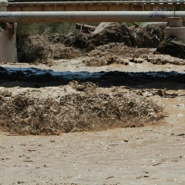 Precipitaciones en el norte: Más de 60 personas permanecen aisladas