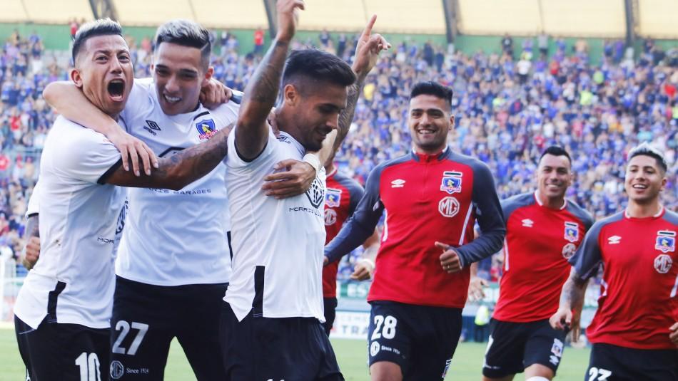 Colo Colo derrota a la U en el primer Superclásico del año y se titula campeón de Copa Chile