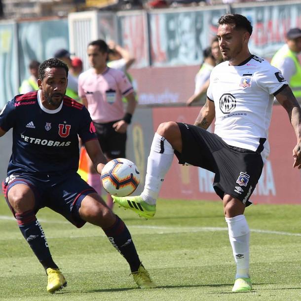 Sigue el partido Colo Colo vs. Universidad de Chile por la gran final de la Copa Chile