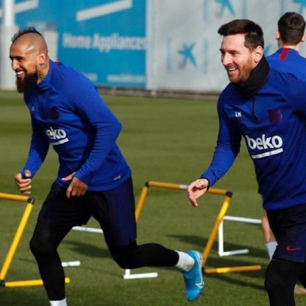 ¿Arturo Vidal titular?: Barcelona debuta en Copa del Rey ante desconocido equipo de Tercera División