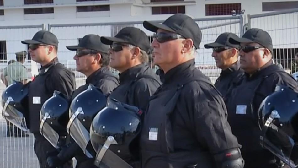 Equipo de Élite: Los nuevos guardias especializados del fútbol chileno