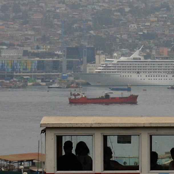Valparaíso parcialmente soleado: Revisa el pronóstico del tiempo