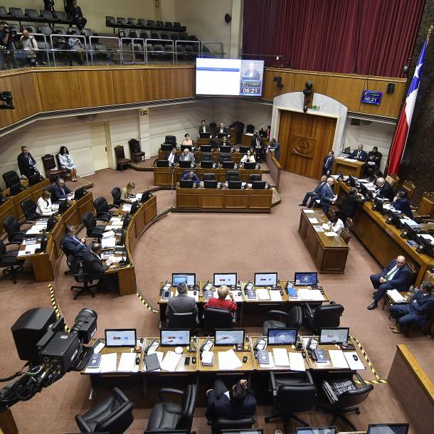 Proceso constituyente: Senado rechaza norma de paridad y proyecto vuelve a la Cámara