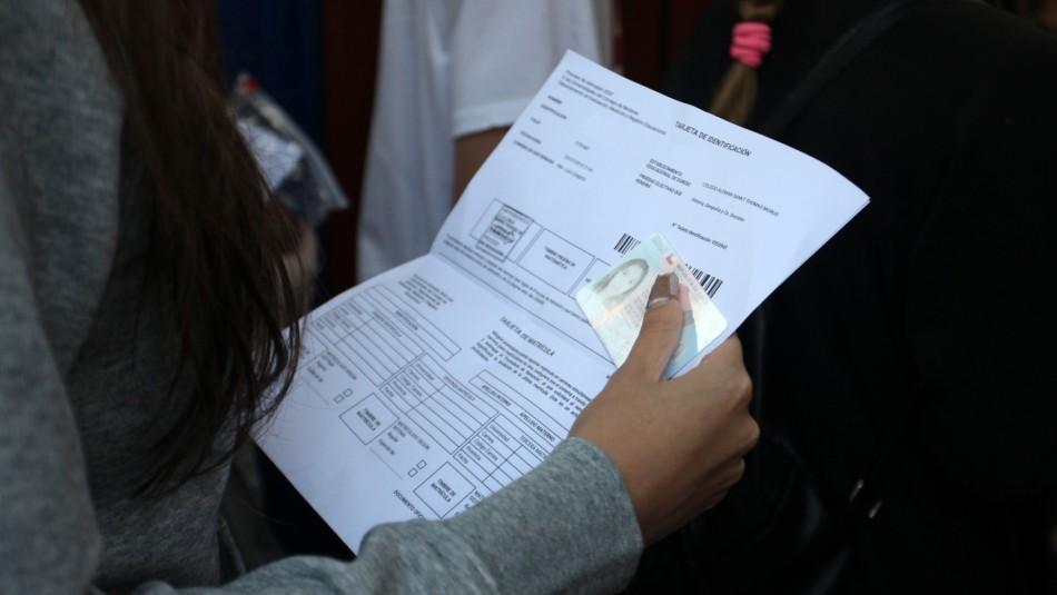 PSU 2019: Alumnos inhabilitados podrán apelar hasta las 17:00 horas de este miércoles