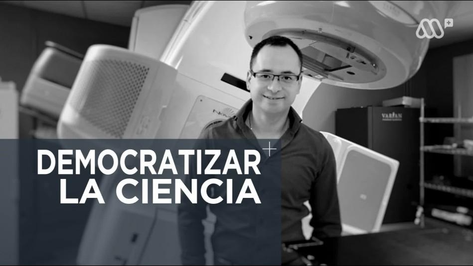 Chileno creó software abierto que ayuda en tratamientos contra el cáncer