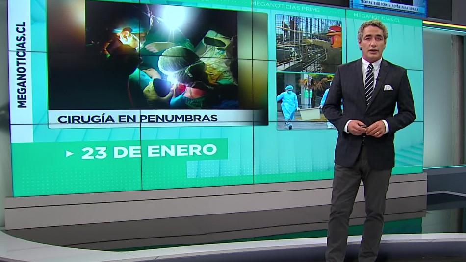 Meganoticias Prime - Jueves 23 de enero 2020