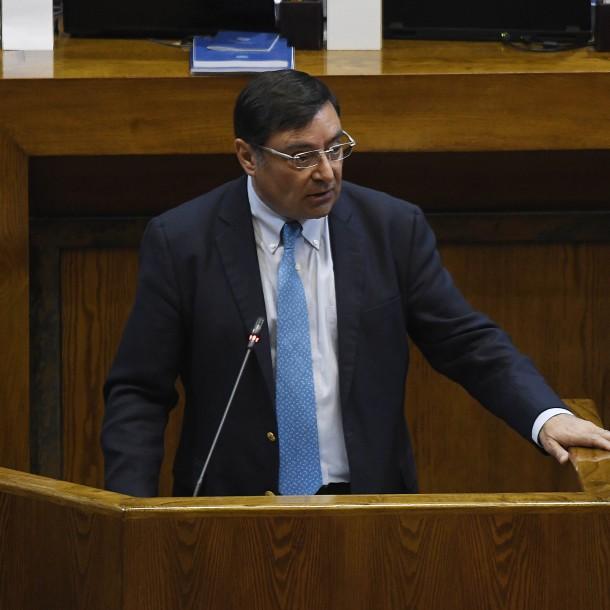 Cámara de Diputados aprueba acusación constitucional contra intendente Guevara