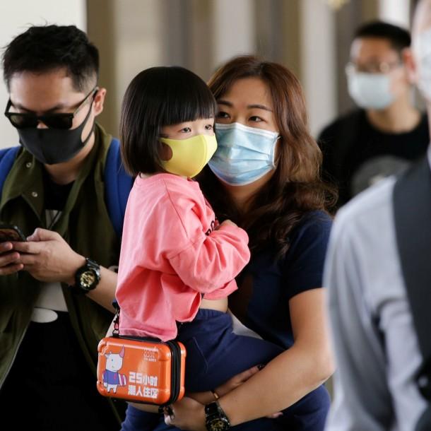 Coronavirus: Las máscaras no son suficientes para evitar el contagio