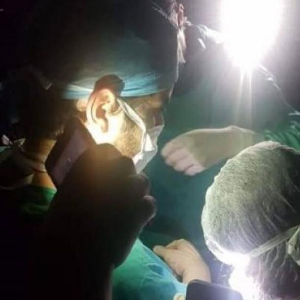Lo más visto: Denuncian que operaron sin luz en Hospital Barros Luco