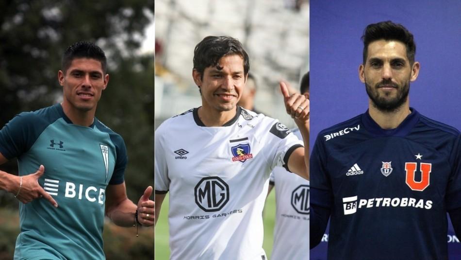 Especial Fichajes 2020: Conoce todas las movidas de los 18 clubes de Primera División