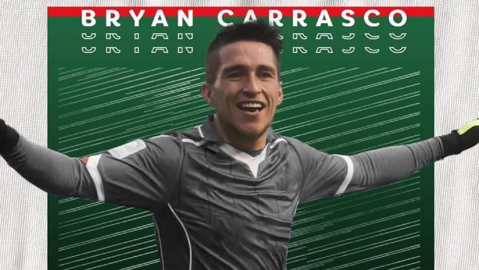 Especial Fichajes en vivo y al minuto: Palestino confirma la contratación de Bryan Carrasco